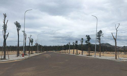 Một góckhu đô thị Nhơn Hội New City-thu hút vốn đầu tư