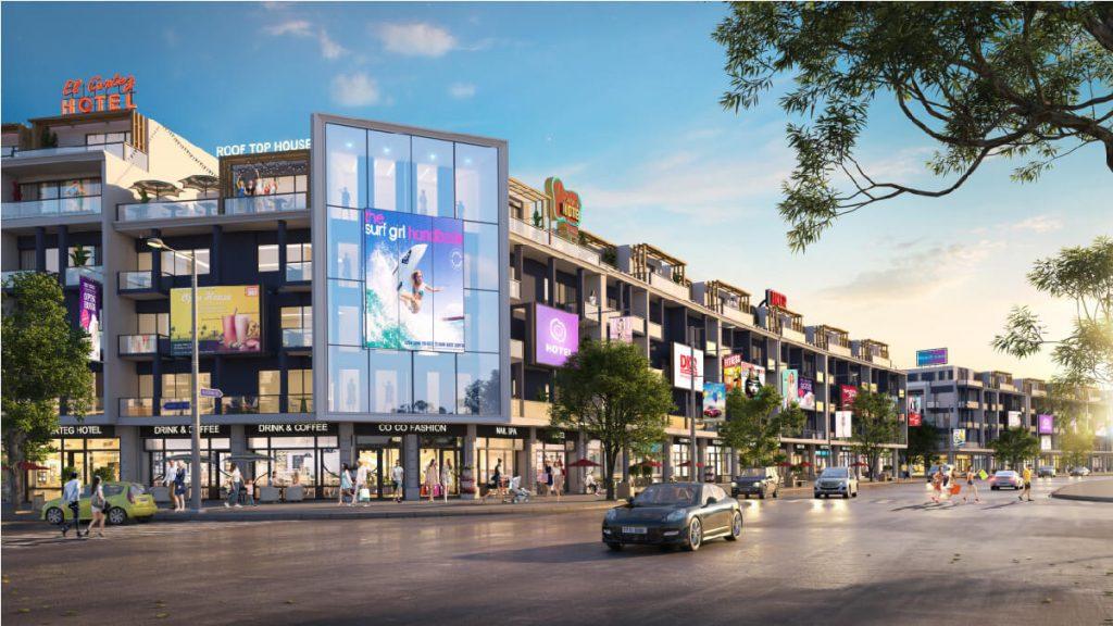 day shophouse phan khu 2 nhon hoi new city