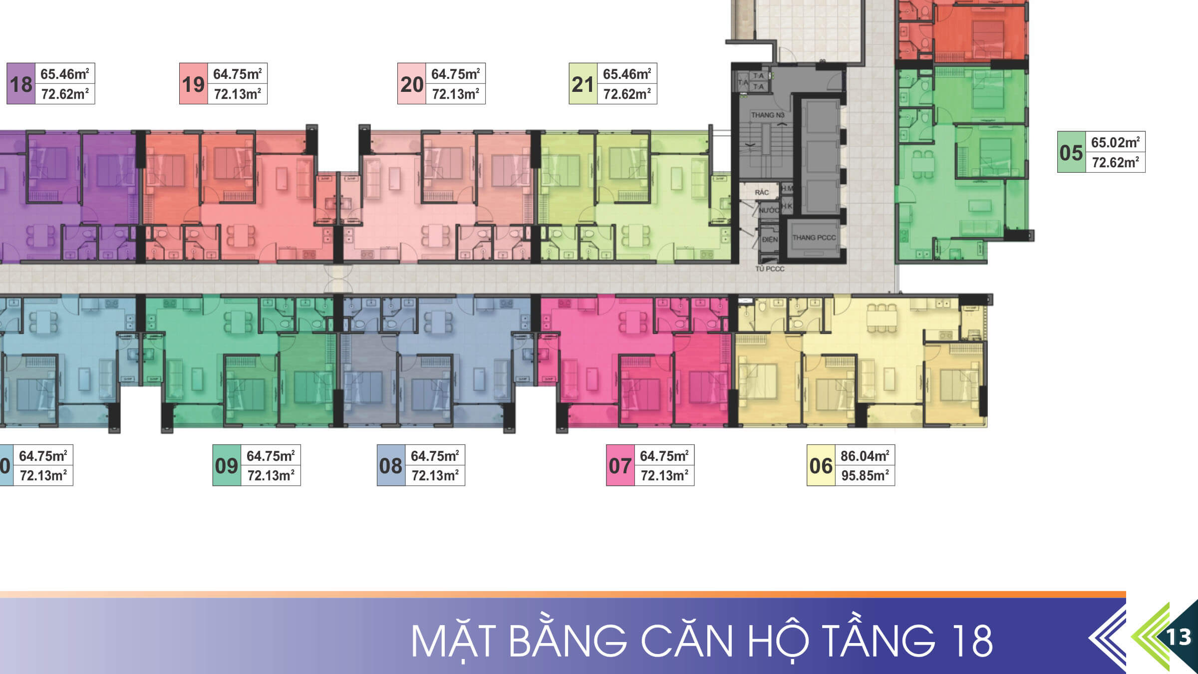 mat bang can ho tang 18