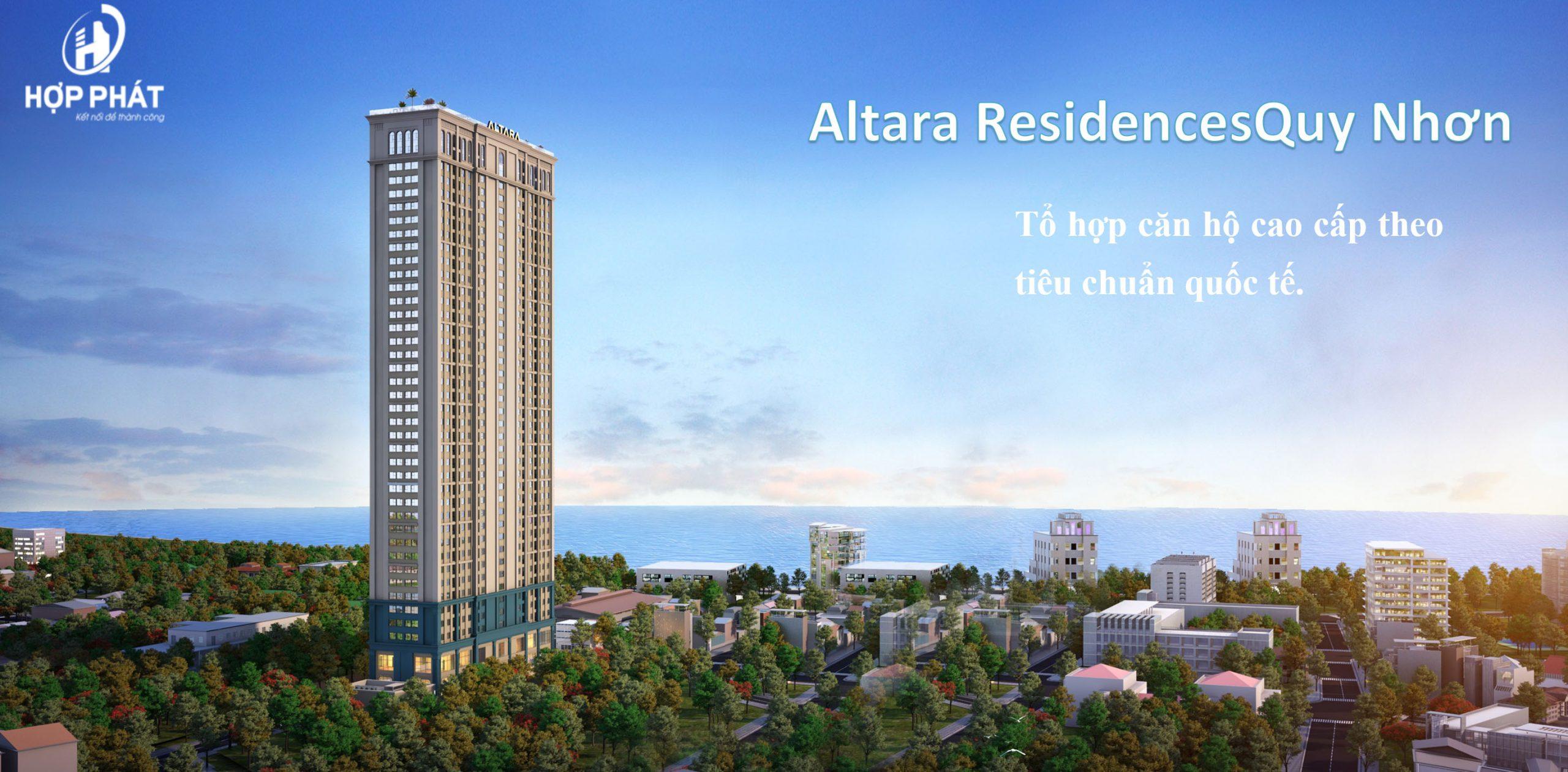 Dự án Altara quy nhơn