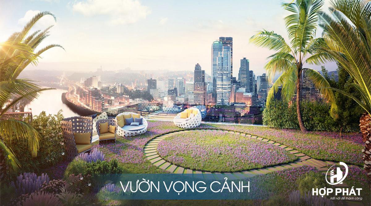 Vườn Vọng Xanh Ecolife Quy Nhon