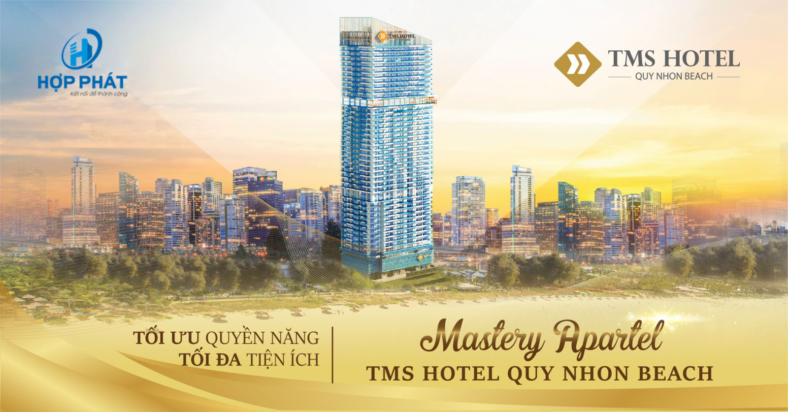 Chung cư TMS Quy Nhơn