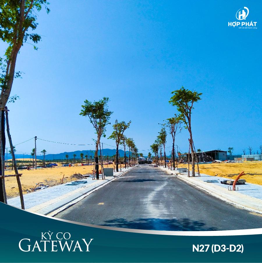 tiến độ thi công kỳ co gateway - nhơn hội newcity
