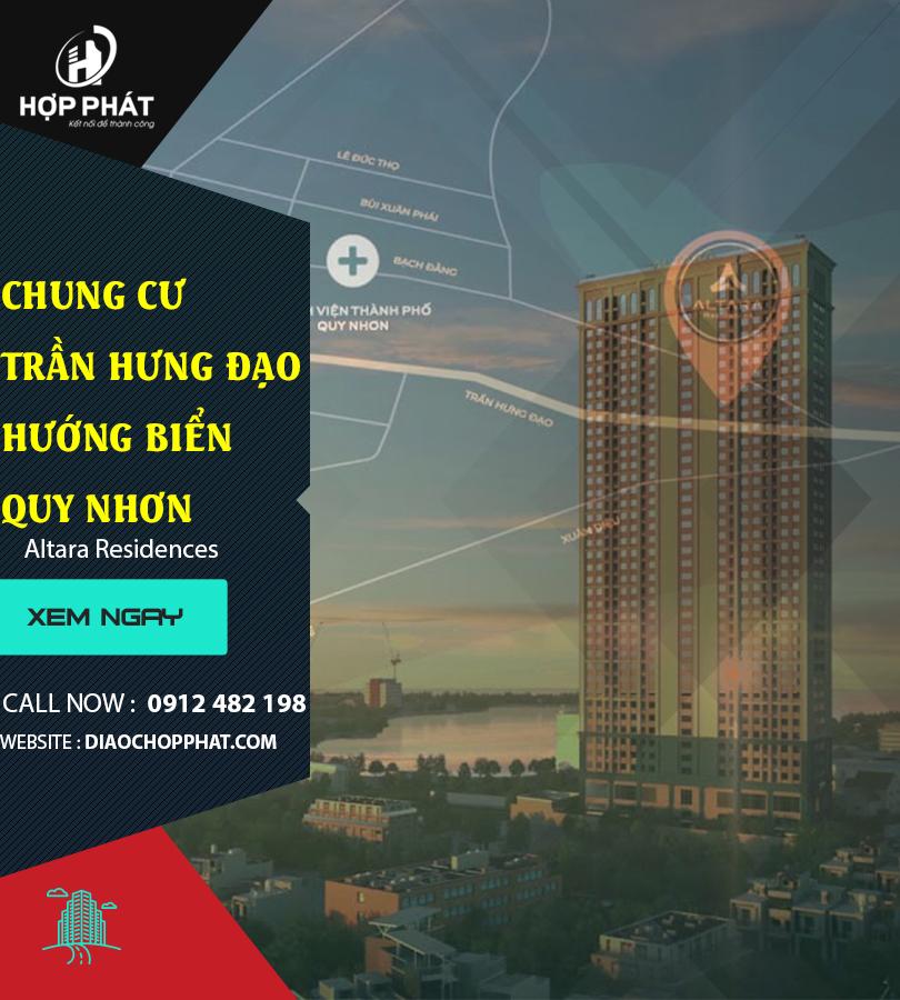 Chung CƯ TrẦn HƯng ĐẠo HƯỚng BiỂn Quy NhƠn Altara Residences