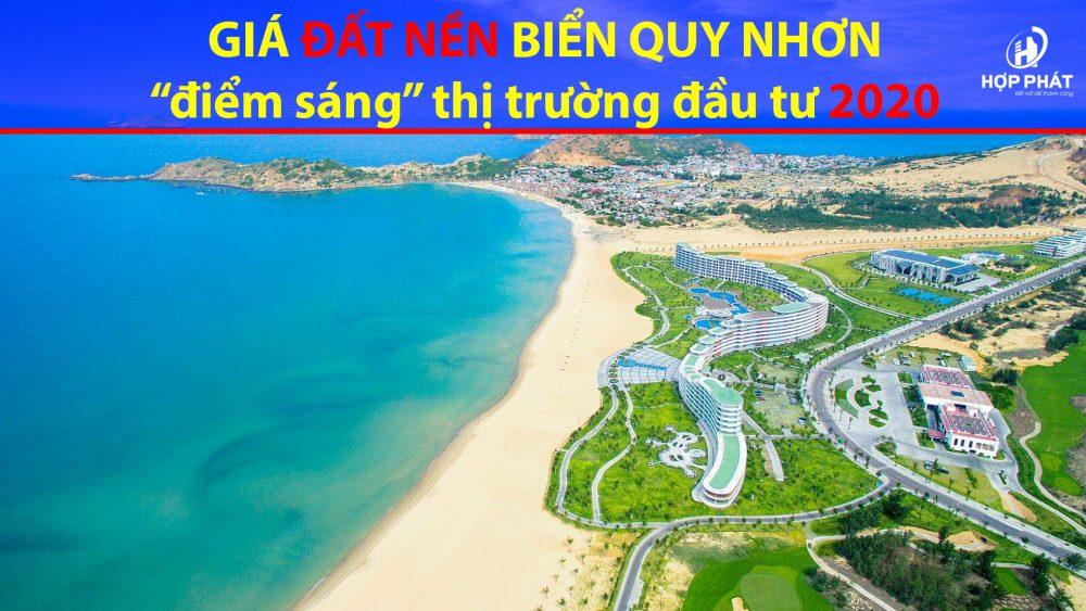 """Giá đất Nền Ven Biển Quy Nhơn """"điểm Sáng"""" Thị Trường đầu Tư 2020"""