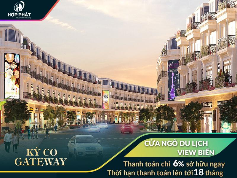 Khuyen Mai Ky Co Gateway