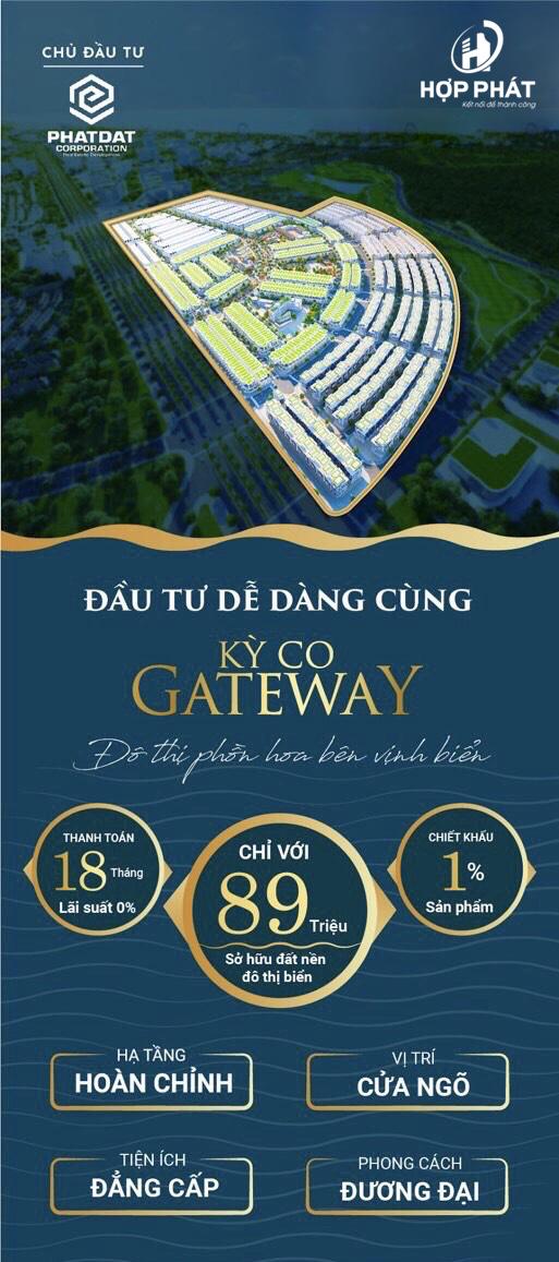 chính sách bán hàng Ky Co Gateway Nhon Hoi Newcity Phan Khu 9