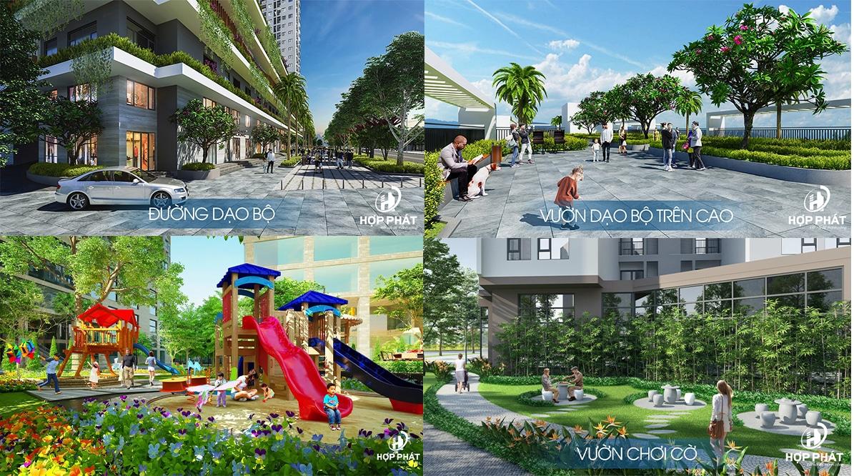 Tiện ích Ecolife -Mua chung cư Ecolife Quy Nhơn