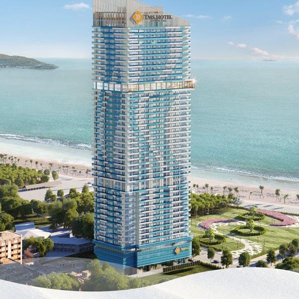 Tms Hotel Beach Quy Nhon