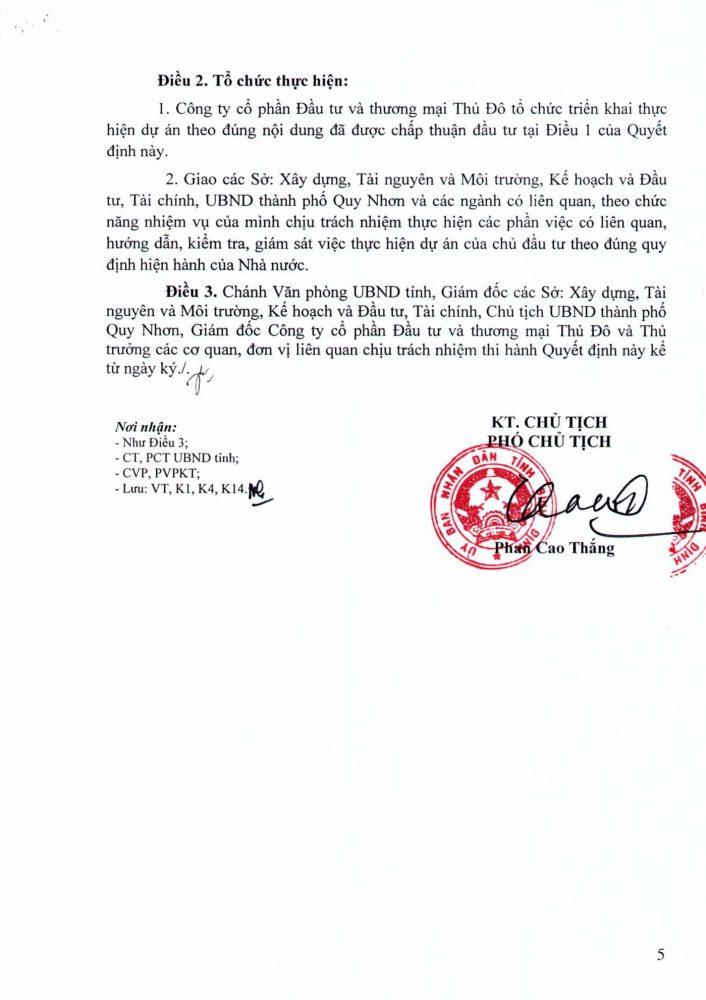 Pháp lý chung cư đường Điện Biên Phủ Quy Nhơn
