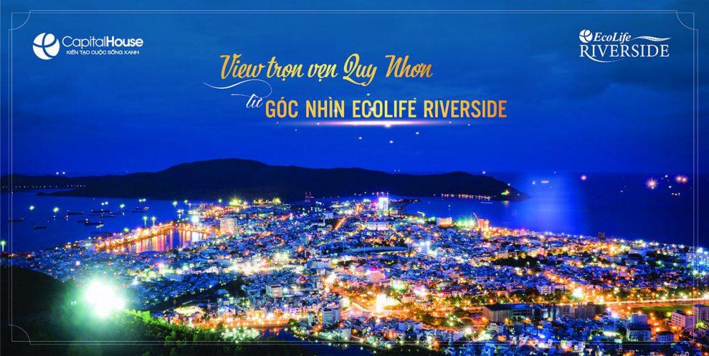 Giá bán chung cư Điện biên Phủ Quy Nhơn – Ecolife Riverside