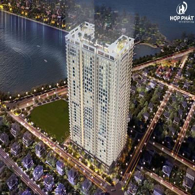 Du An Phu Tai Residence