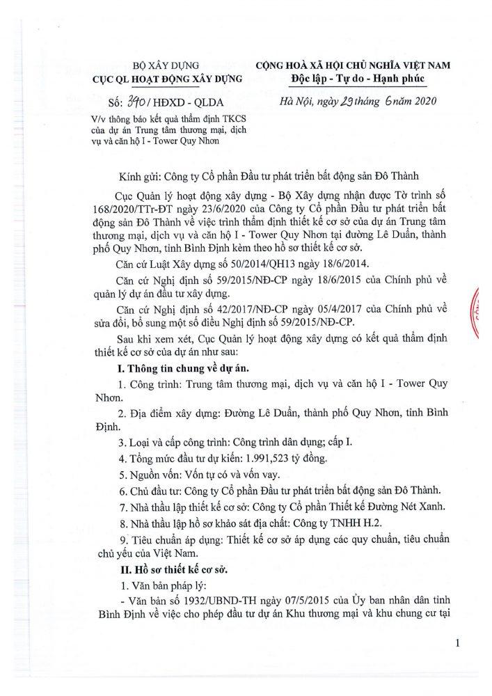 Chung Cư I Tower Quy Nhơn 5