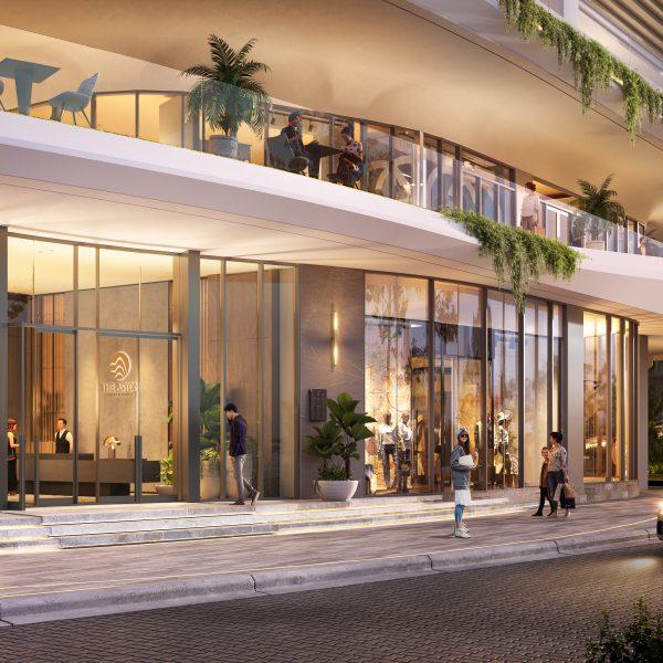 căn hộ mẫu của dự án the aston luxury nha trang