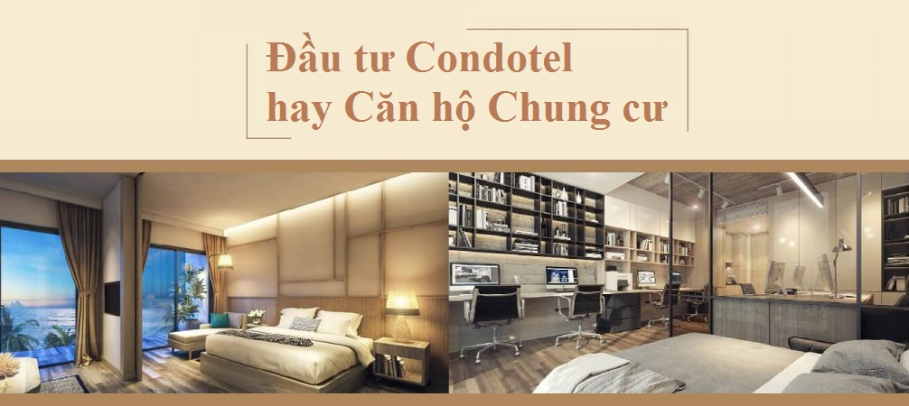 nhầm lẫn giữa 2 loại hình condotel và căn hộ chung cư